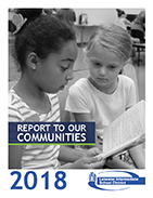 2018 Report to Our Communities cover